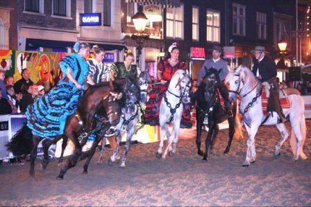 Spaanse Paarden Show