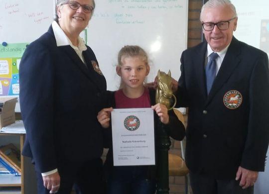 Winnaar Scholentrofee 2018