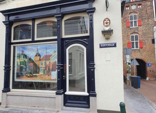 Litho Voorstraat Vianen